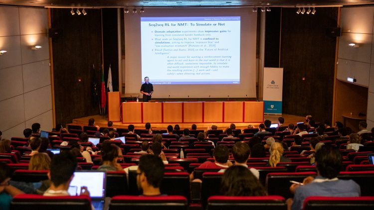 LxMLS attracts participants from all continents