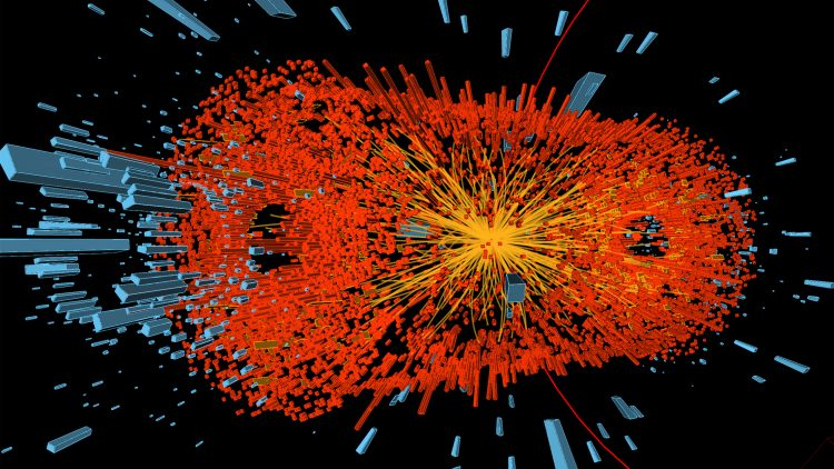 Quantum Computing: a new tool to investigate elementary particles