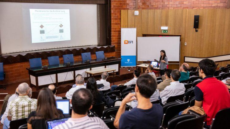 Jornadas permitem mostra do trabalho científico desenvolvido no CeFEMA