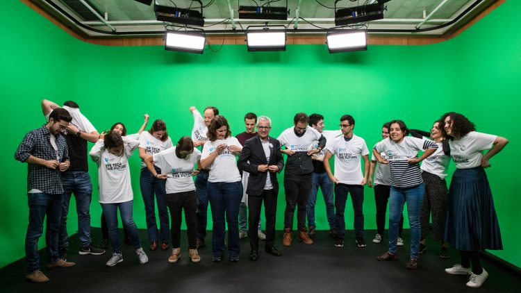 A equipa que vai agitar ainda mais a Web Summit