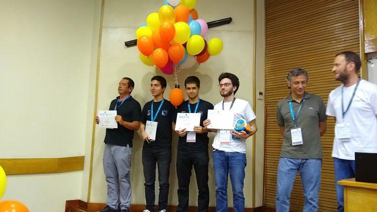 Primeiro prémio da Maratona Inter-Universitária de Programação ficou no Técnico