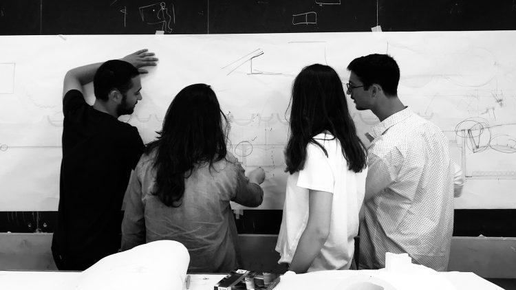 Projeto 'An Inverted Spectator' vence Prémio Universidades Trienal Lisboa 2019