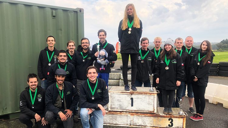 PSEM ranks 2nd at East Fortune B Heat