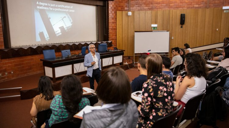 Técnico Career Sessions highlight the importance of preparing for the job market