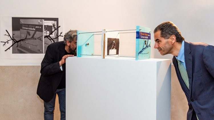 Conversas com Arte & Ciência… na IST Press