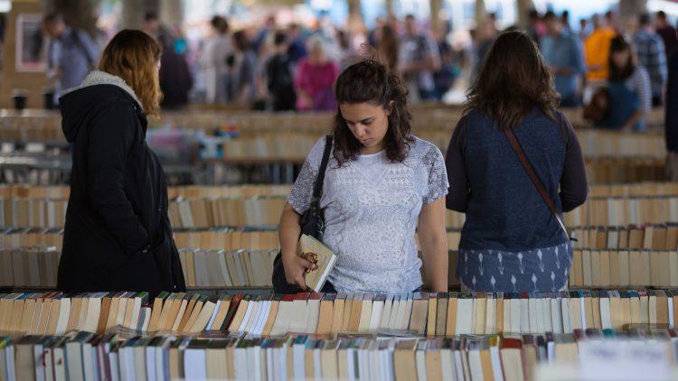I Feira do Livro da Universidade de Lisboa