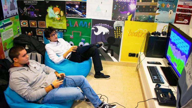 Exchange of experiences at the 4th Alumni meeting – Game Lab