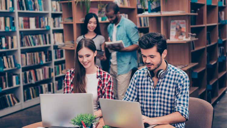 Using Online Knowledge Library (b-on)