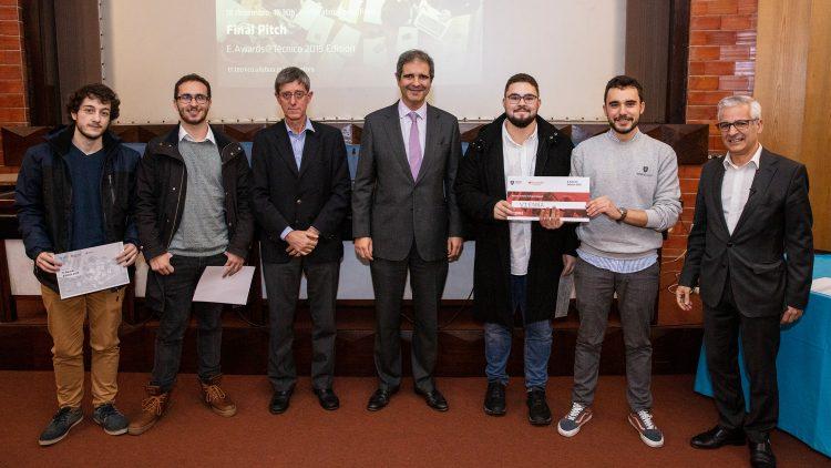"""Vienna"" wins the 2nd edition of E. Awards @ Técnico"