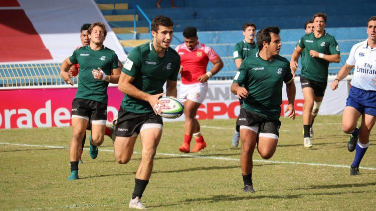 Jogador do Clube de Rugby do Técnico nomeado para o Prémio Desportistas do Ano