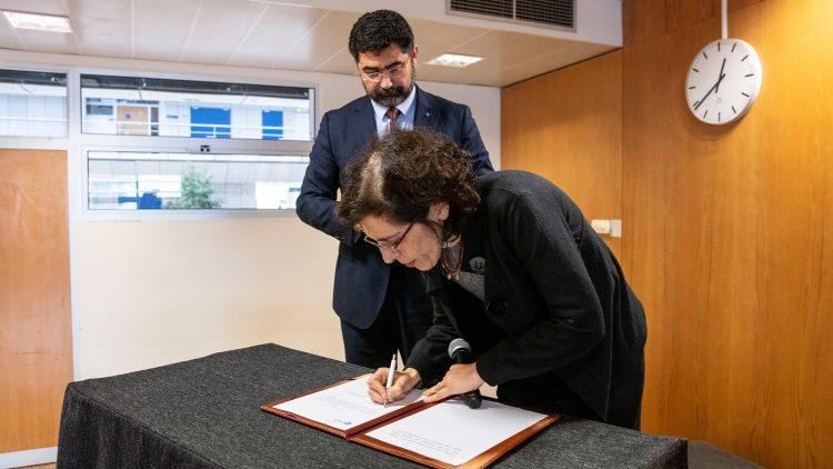 Presidente do Técnico empossou nova Comissão de Gestão do Campus do Taguspark
