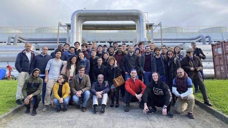 Alunos da EIT InnoEnergy em contacto com os desafios energéticos dos Açores