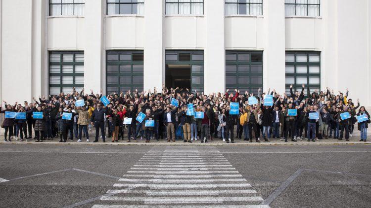 Cerca de 300 estudantes internacionais chegam ao Técnico para o segundo semestre