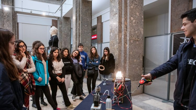 Physics Week once again captivates students
