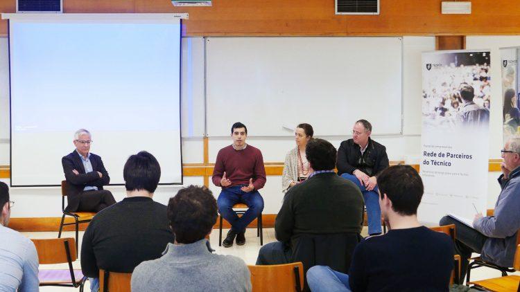 Sessão de apresentação evidencia vantagens do Lab2Market@Técnico