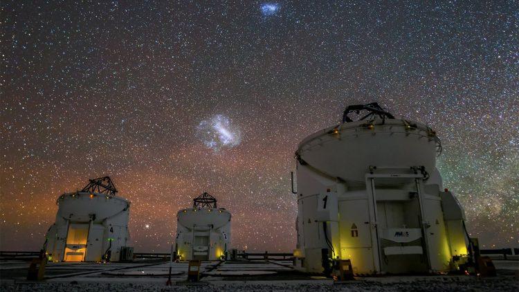 A star dancing around a supermassive black hole proves Einstein was right