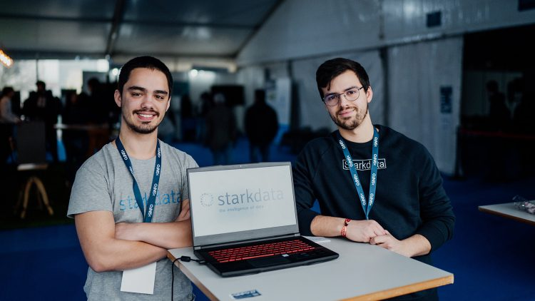 Starkdata: the startup that helps companies efficiently manage their customers