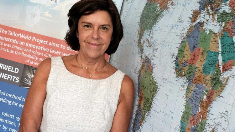 """Professora Luísa Coutinho distinguida com doutoramento """"Honoris Causa"""" pela Universidade de Aalto"""