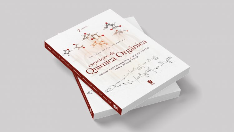"""IST Press publishes the 2nd Edition of the book """"Exercícios de Química Orgânica"""""""