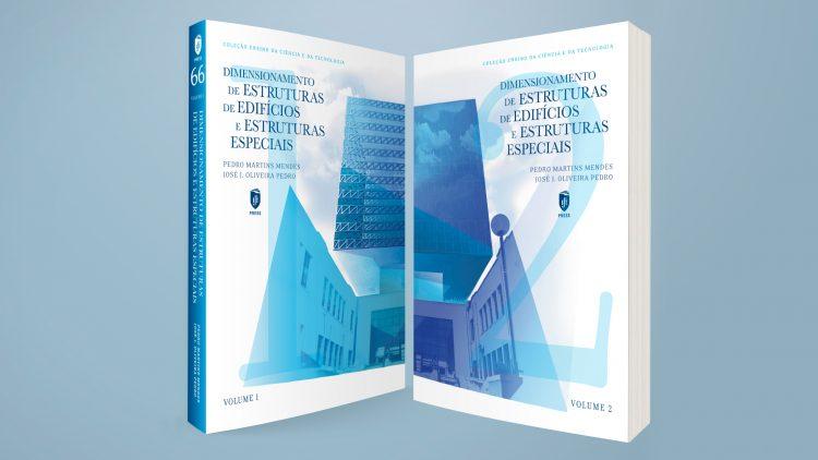 """IST Press publica o livro """"Dimensionamento de Estruturas de Edifícios e Estruturas Especiais"""""""