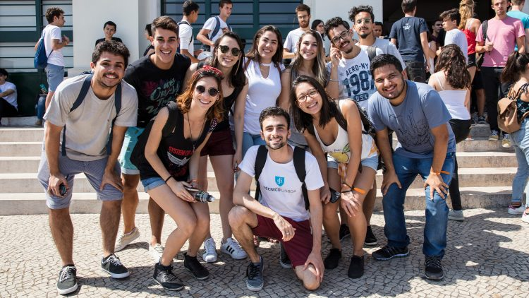 Há cada vez mais alunos internacionais a escolher o Técnico para estudar