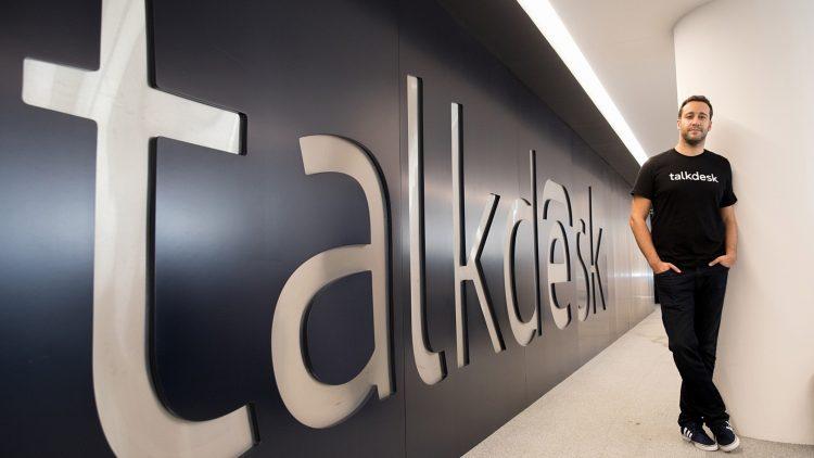 Talkdesk capta 123 milhões de euros em ronda de financiamento