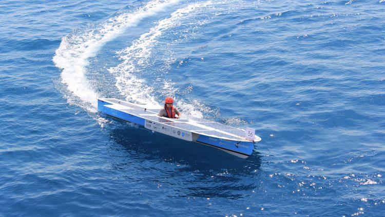 Técnico Solar Boat volta a brilhar em competição internacional