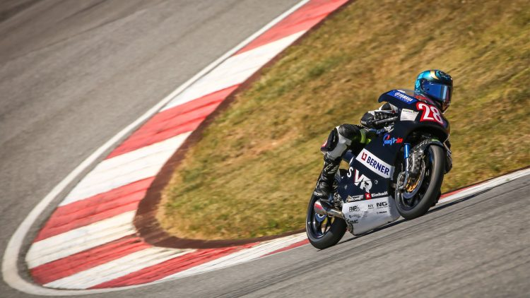 TLMoto stands out in National Speed Championship