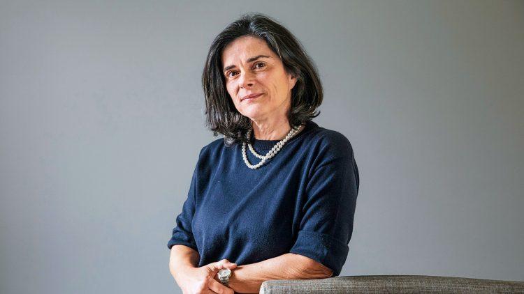Isabel Vaz volta a estar entre as mulheres mais influentes de Portugal