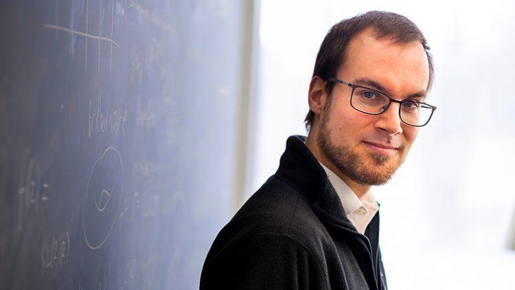 QM^3 Quantum Matter meets Maths – Joseph Maciejko