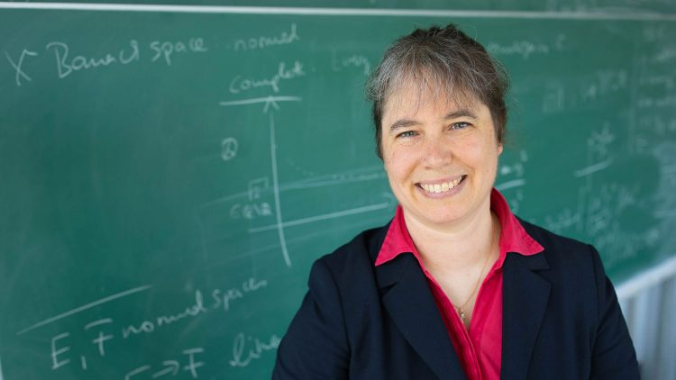 Seminário Matemática, Física & Aprendizagem Automática – Gitta Kutyniok