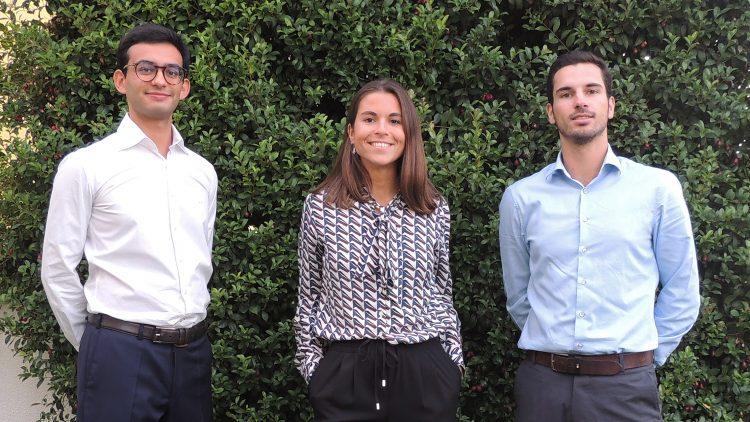 Técnico students win H-INNOVA Health Innovation Award