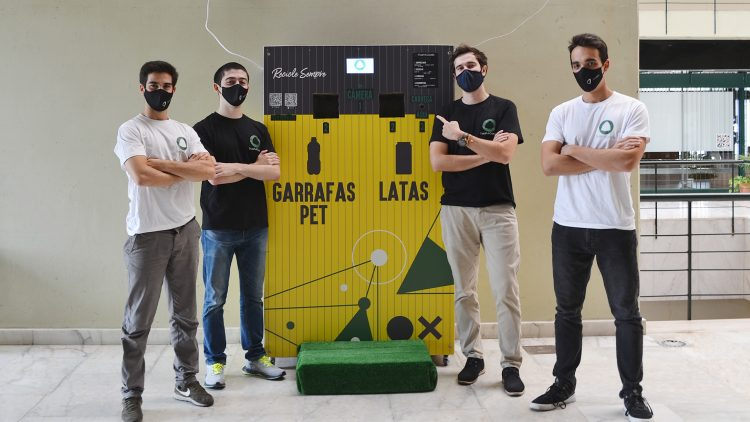 Trash4Goods: a project that protects the environment and rewards people for recycling properly