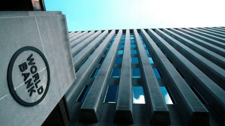 Carreira internacional no Banco Mundial