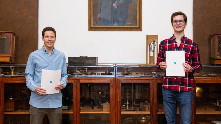 Atribuídas as duas primeiras bolsas de estudo Engenheiro Alberto de Freitas