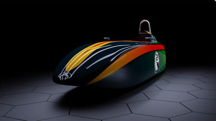 GP 21, o novo carro elétrico do PSEM que faz sonhar a equipa com novas conquistas