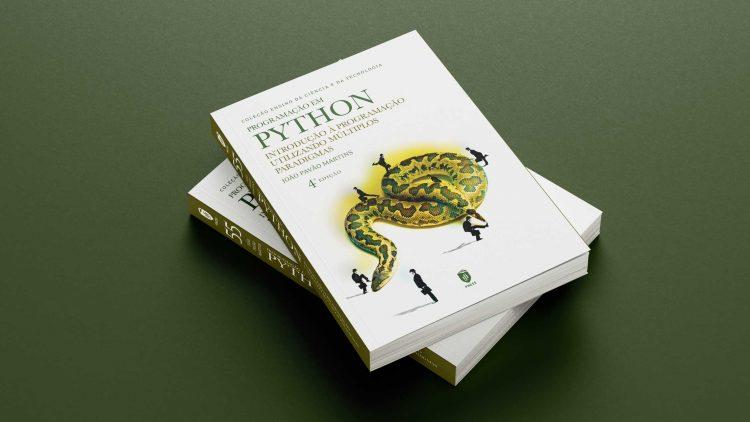 """IST Press publica 4.ª edição do livro """"Programação em Phyton. Introdução à Programação Utilizando Múltiplos Paradigmas"""""""