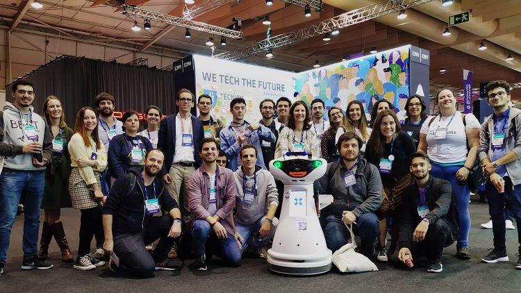 Técnico@Web Summit 2020