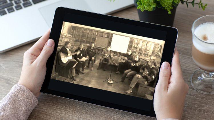 Grupo de Cantares Tradicionais assinala o Dia de Reis através de um vídeo