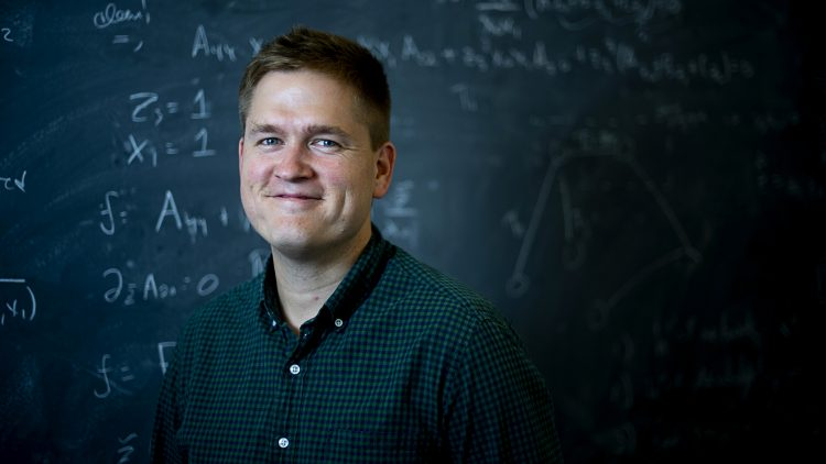 Mathematics, Physics & Machine Learning Seminar – James Halverson