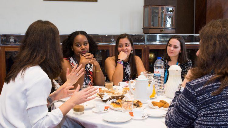 Alumni Talks – Women Edition 2021