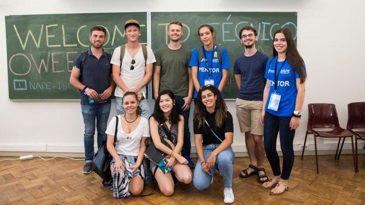 Programa Mentorado do Técnico – Candidaturas para Mentores de estudantes de Mobilidade