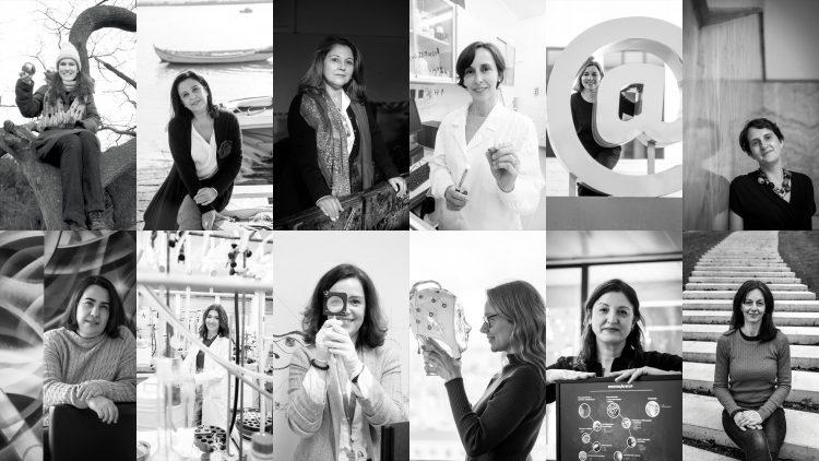 """Cientistas do Técnico homenageadas no livro """"Mulheres na Ciência"""""""