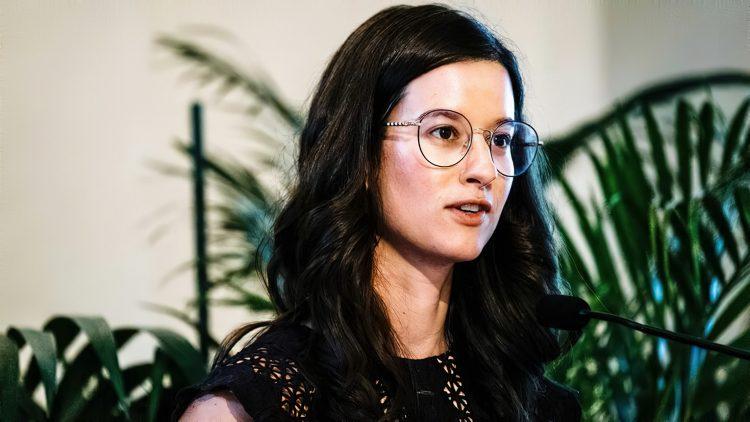 Cristina Fonseca nomeada Jovem Líder Global pelo Fórum Económico Mundial