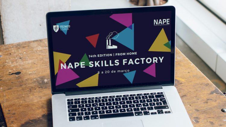 NAPE Skills Factory – 14.ª Edição