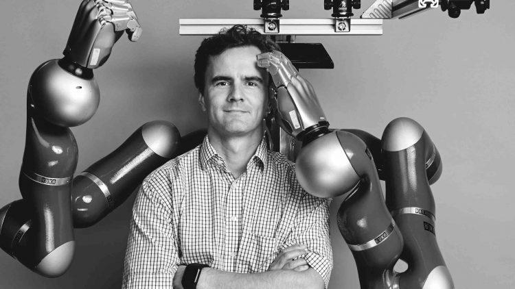 Seminário Matemática, Física & Aprendizagem Automática – Jan Peters