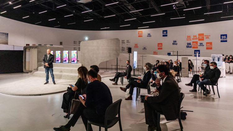 Conferência Internacional da Bauhaus do Mar: um dia para desenvolver uma visão global para o Mar a partir da Europa