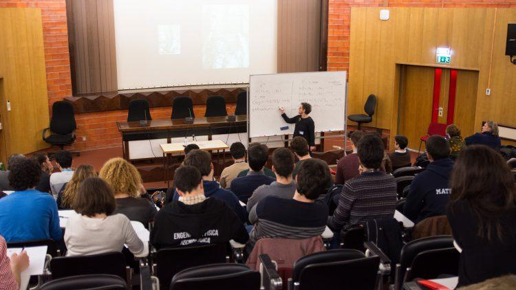 The Department of Mathematics celebrates Técnico's 110th anniversary