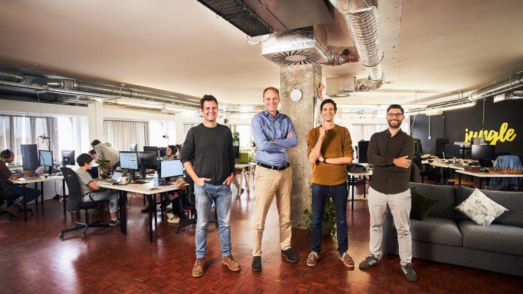 Jungle capta investimento de 1 milhão de euros de financiamento para acelerar a adoção de inteligência artificial no setor das energias renováveis