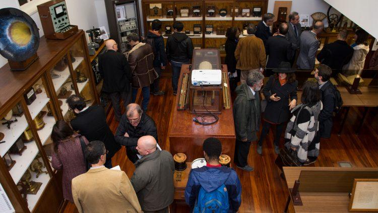 Faraday Museum celebrates Técnico's 110th anniversary